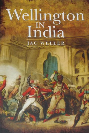 Wellington in India, by Jac Weller